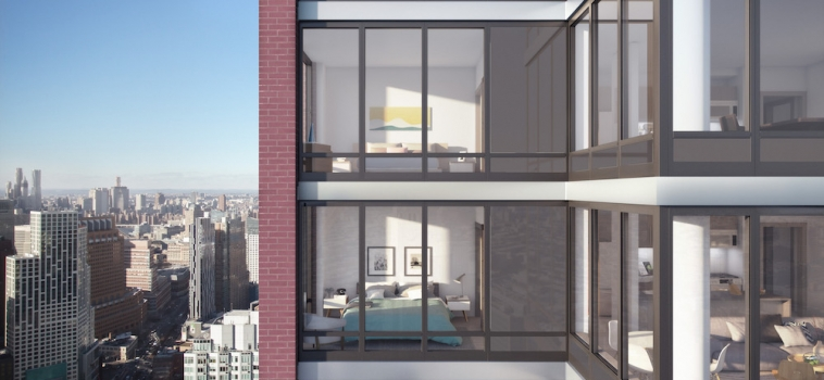 Brooklyn's Newest Luxury Building Offers Rent-Stabilized Apartments