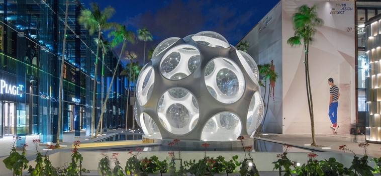 Miami Design District Revitalizes City's Urban Core