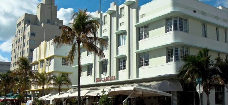 Miami Art Deco Hotels