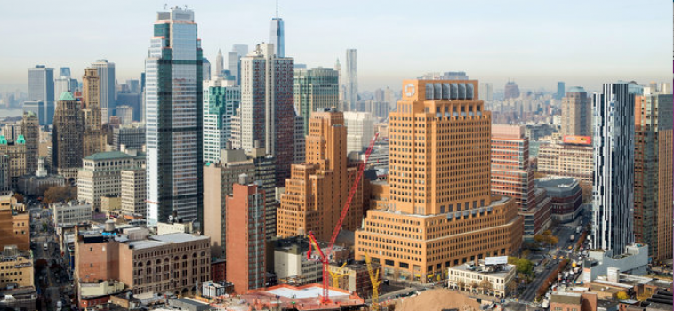 Building Boom Signals Renewal in Brooklyn's Downtown
