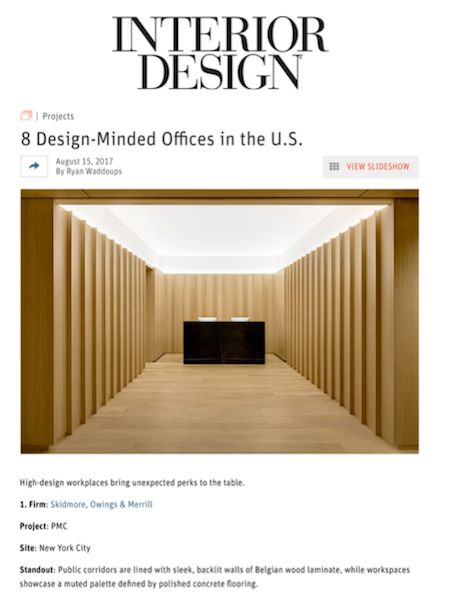 News relevance new york for Interior design new york times